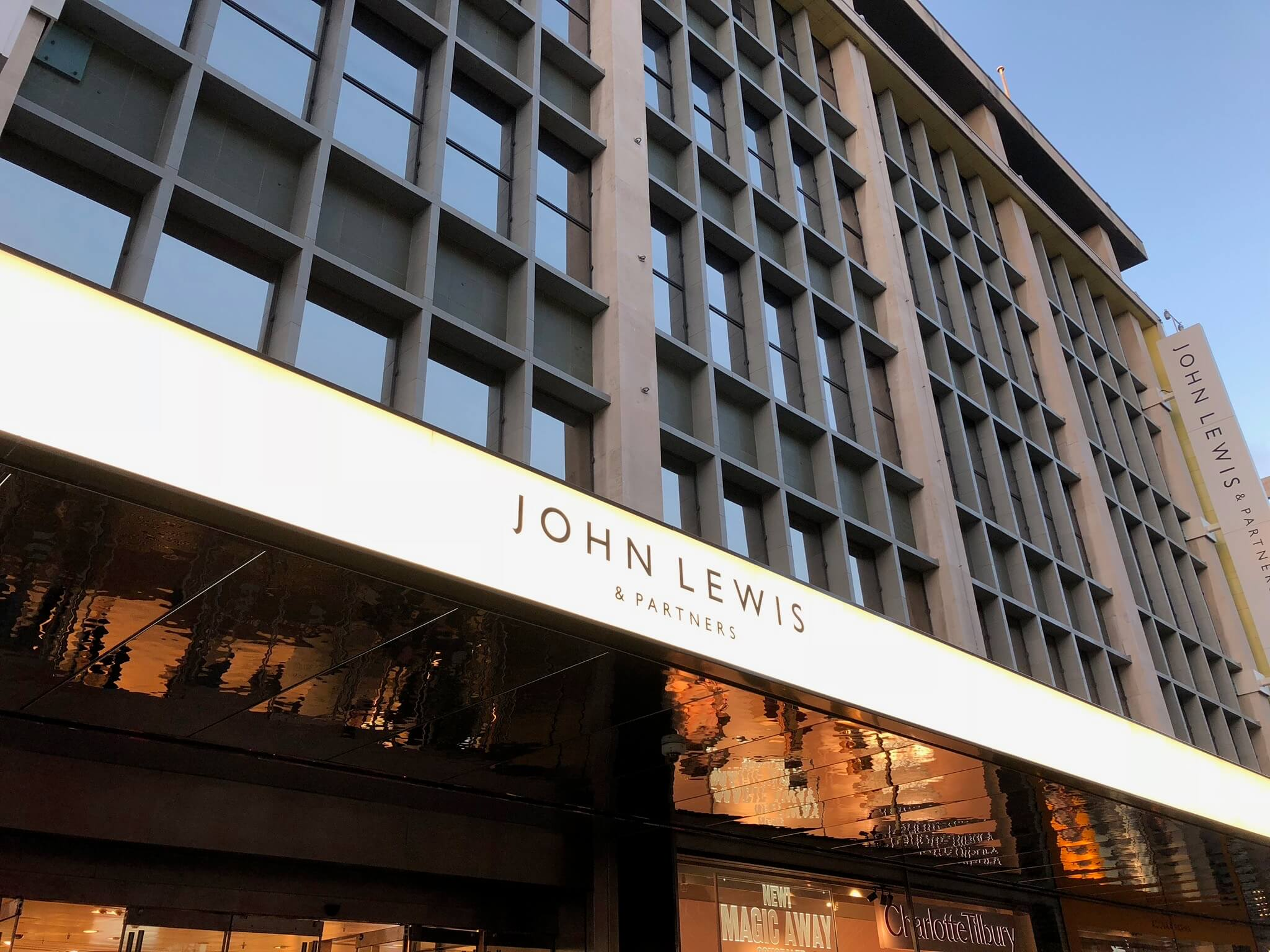 John Lewis Discount trap