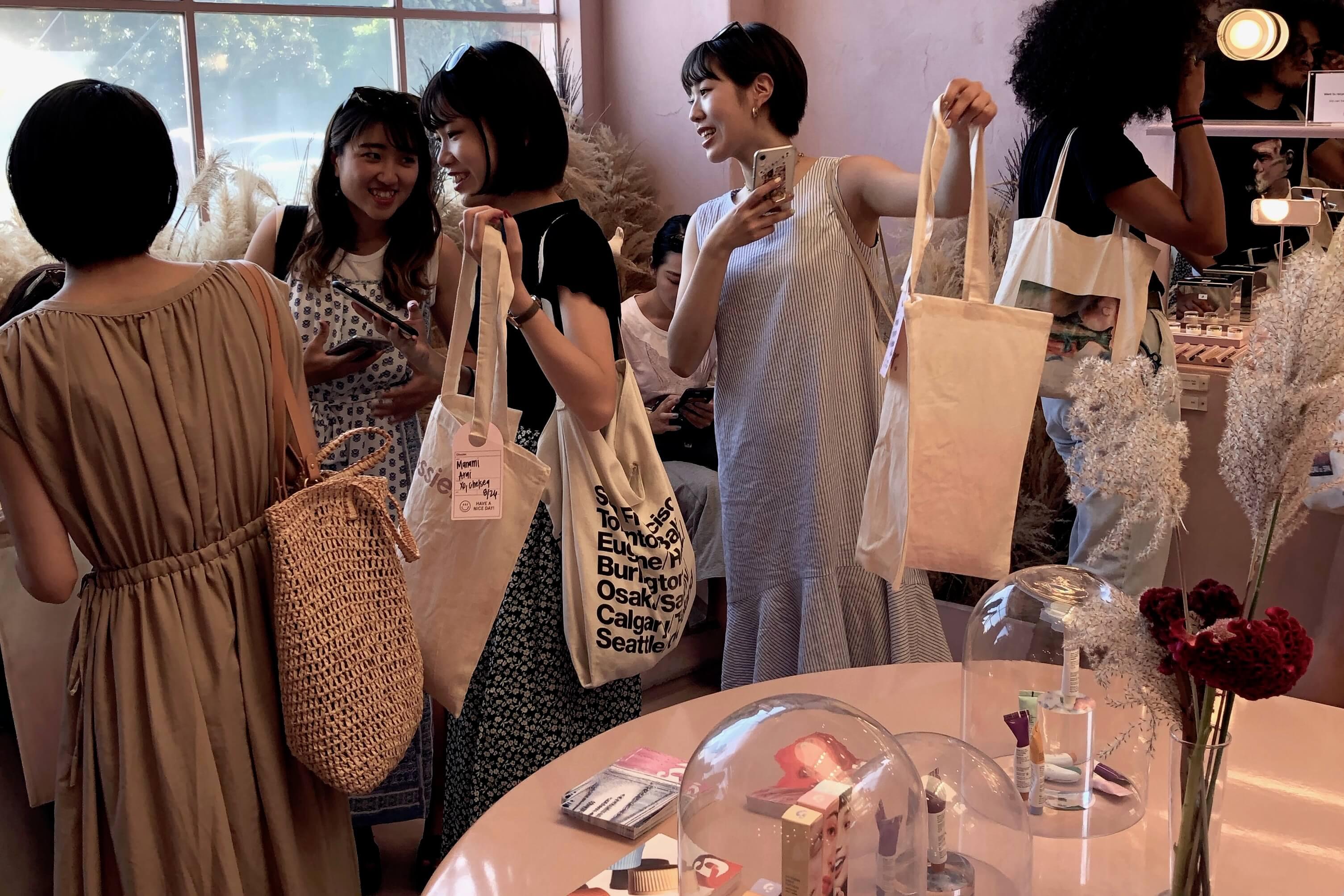 brands and retailers exhibit