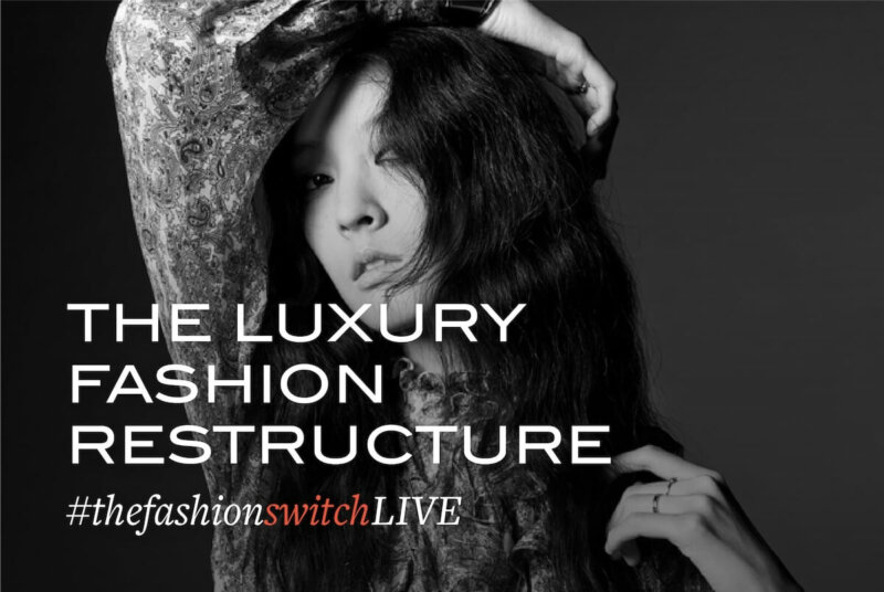 Luxury Fashion Restructure #thefashionswitchlive
